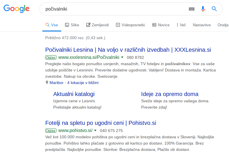 google ads oglasi